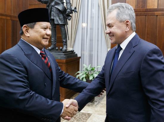 Индонезия станет стратегическим партнером России в оружейной сфере