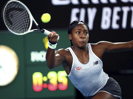 Главная сенсация Australian Open Коко Гауфф боготворила и уничтожила Уильямс