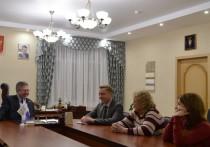 Делегация из Новосибирска ознакомилась с опытом Рязанской области по созданию системы долговременного ухода за гражданами пожилого возраста и инвалидами в рамках национального проекта «Демография»