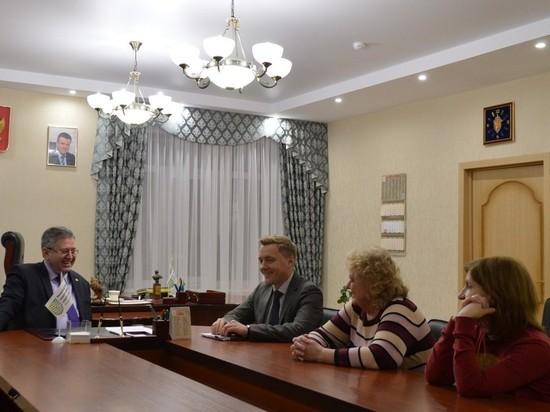 Делегация из Новосибирска ознакомились с рязанским опытом создания системы долговременного ухода. Фото