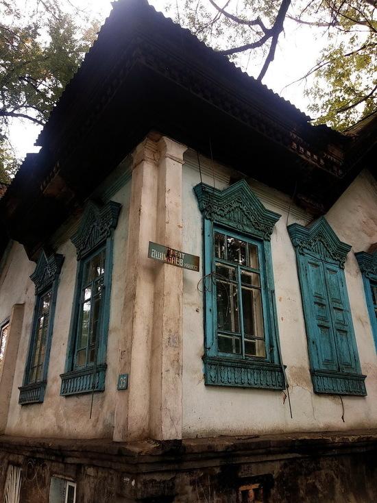 В Алматы пытаются сохранять память о прошлом города