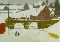 Подаренные Фондом Тимченко картины отправились путешествовать по Ямалу