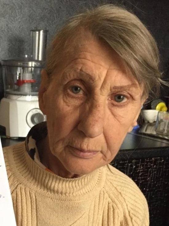 Полиция в Кузбассе просит помочь найти пропавшую без вести пенсионерку