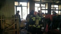 Из-за пожара в краснодарской школе эвакуировали 800 детей