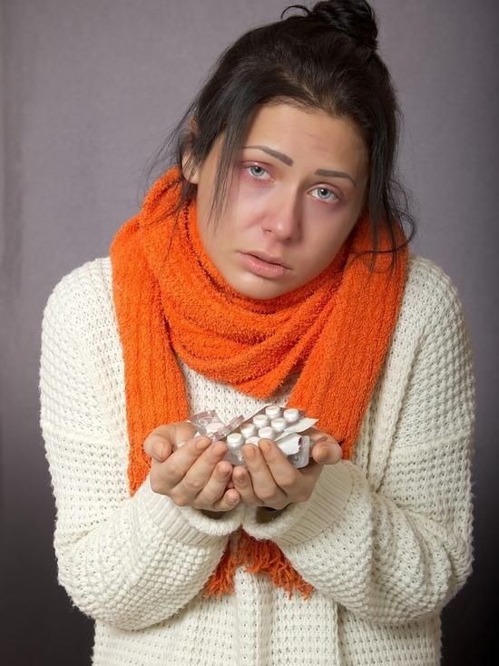 На Смоленщине вырос уровень заболеваемости гриппом и ОРВИ