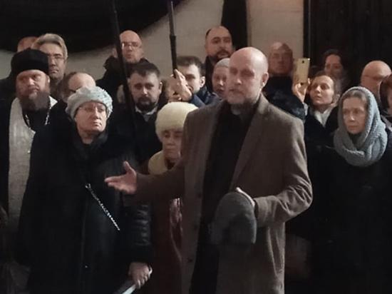 На прощании с Всеволодом Чаплиным заявили о проблемах с похоронами