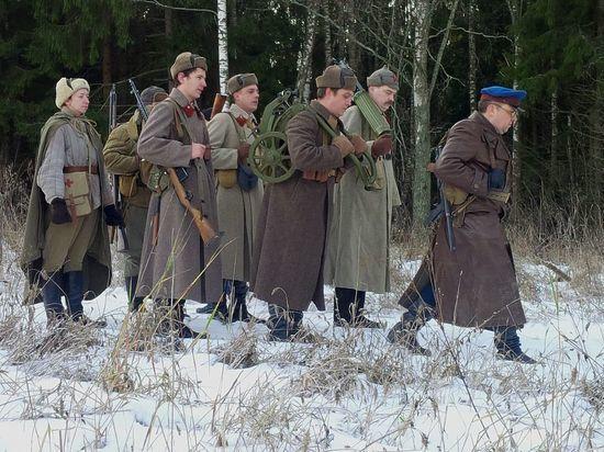 Кино и немцы: как в Алексине снимают фильм о войне