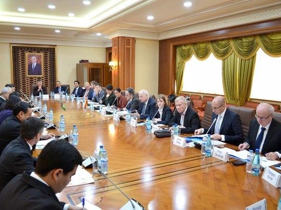 Германо-туркменская рабочая группа встретилась в Ашхабаде