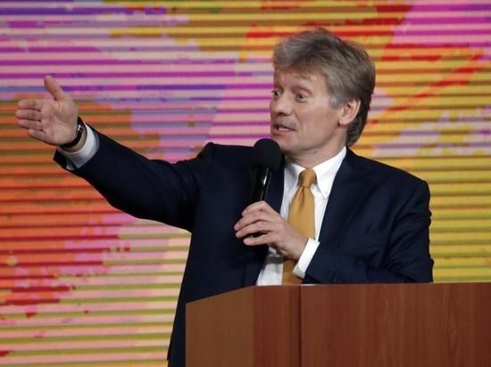 Песков ответил Зеленскому на высказывание про СССР
