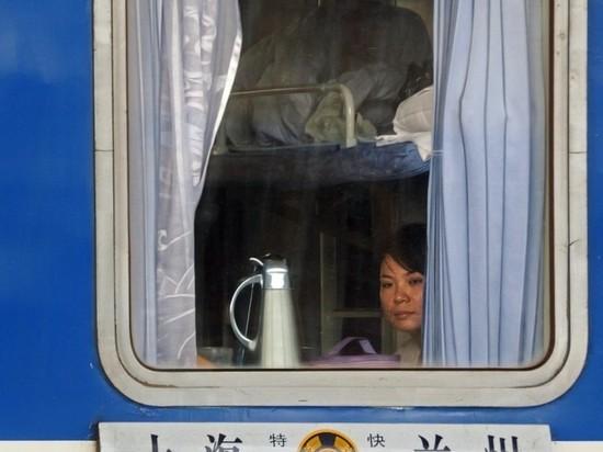 Россия почти полностью закрывает железнодорожное сообщение с Китаем