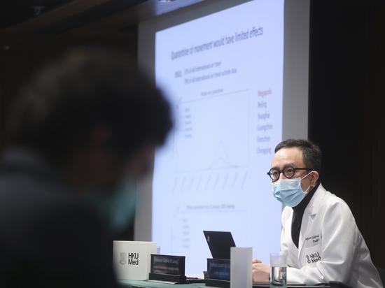 В Китае ученые обнаружили вещество, способное сдерживать коронавирус