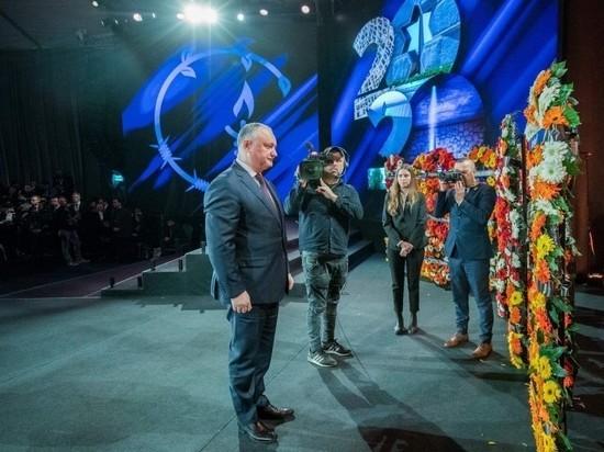 Президент Республики Молдова посетил с рабочим визитом Государство Израиль.