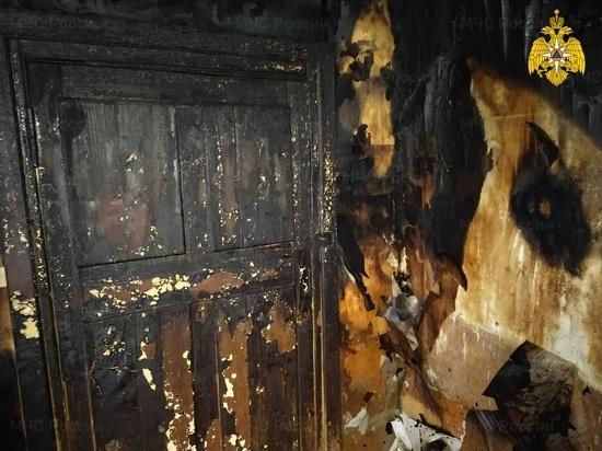 На Смоленщине бдительные соседи спасли дом от полного уничтожения