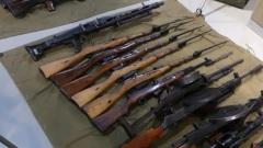 Задержание организаторов мастерской оружия в Калужской области