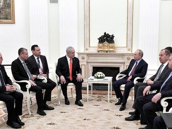 Завершился визит Нетаниягу в Москву: Иссахар возвращается в Израиль