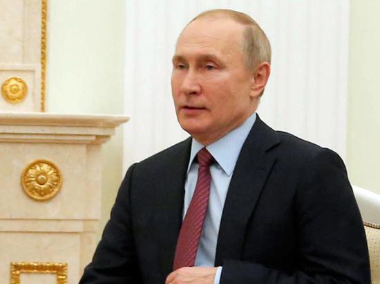 Путин заявил, что Иссахар не пересекала границу РФ с наркотиками