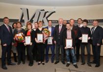 В редакции «МК» прошла церемония награждения журналистов