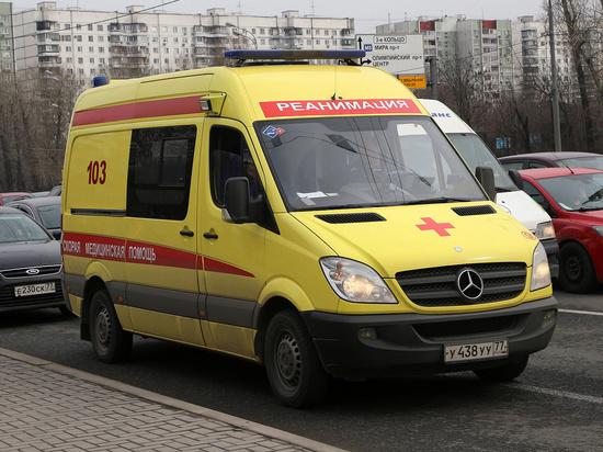 Рабочего убило током при демонтаже вывески на юго-западе Москвы