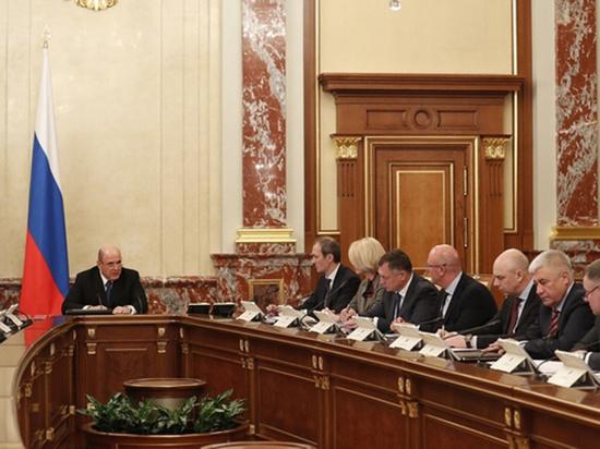 На первом заседании правительства премьер призвал как следует разъяснять новшества населению