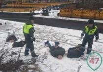 В Петербурге арестовали убийц, возивших труп в багажнике каршеринга