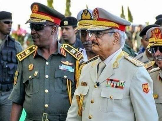 Извилистый путь ливийского маршала Хафтара: между Каддафи и ЦРУ