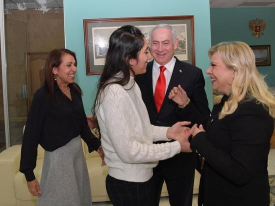 Фото дня: Все плачут, Наама Иссахар возвращается в Израиль!