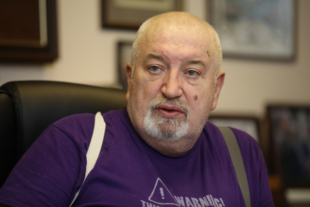 Владимир Синицын: «Судья, как правило, плохой, несостоявшийся игрок»