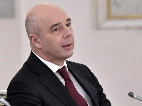 Путин пошутил, отвечая Силуанову про деньги