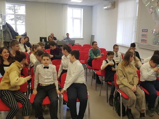 Региональный оператор провел экоурок в пресс-центре ГТРК «Лотос»