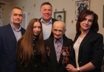 Участники и инвалиды Великой Отечественной войны на Вологодчине получат по 75 тысяч рублей