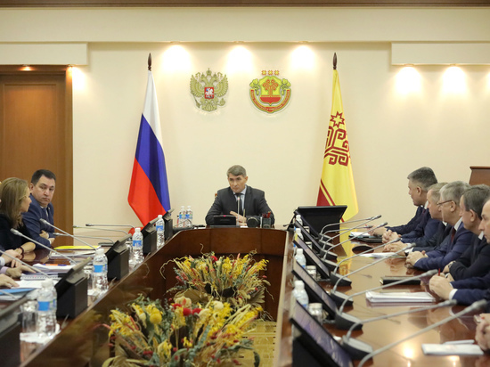 Николаев подписал указ об отставке правительства Чувашии