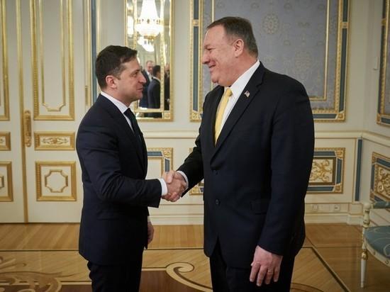 Зеленский предложил США добывать нефть в Черном море