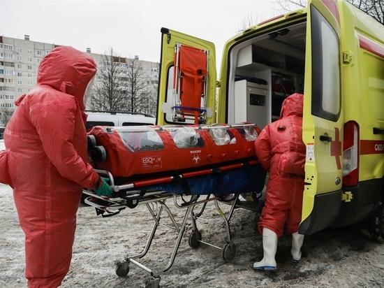 Учения: в Чувашии госпитализировали «зараженного коронавирусом»