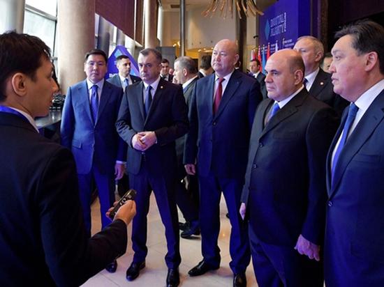 Белорусы «прощупали» Мишустина на совете ЕАЭС
