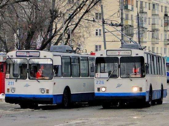 В феврале пассажиров троллейбусов Йошкар-Олы ждут изменения