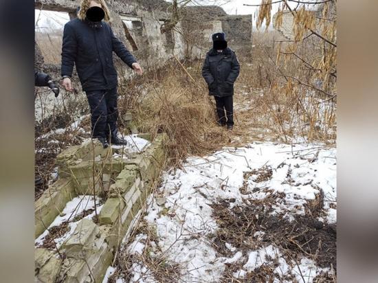 В Воронежской области пропавшего парня нашли закопанным в яме