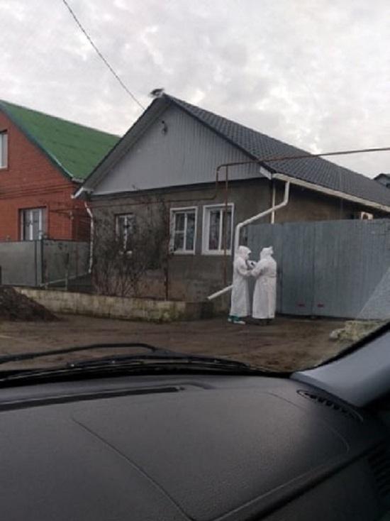 В Калмыкии с подозрением на коронавирус госпитализировано 3 человека