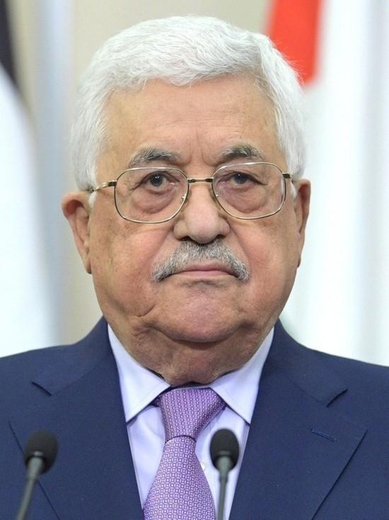 Палестина разорвала отношения с США и Израилем