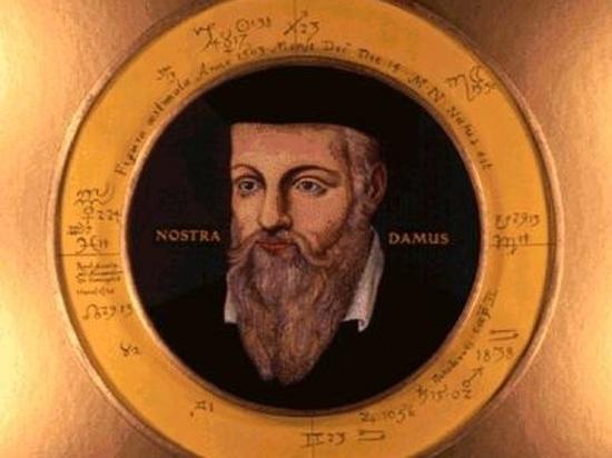 Опубликовано ужасающее пророчество Нострадамуса о коронавирусе