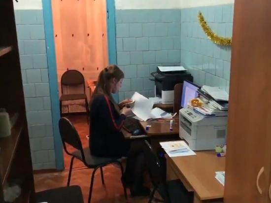 В красноярской школе учительскую перенесли в туалет