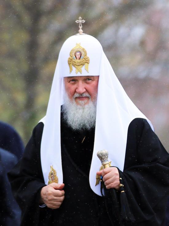 Поправку патриарха Кирилла об упоминании бога в Конституции рассмотрят