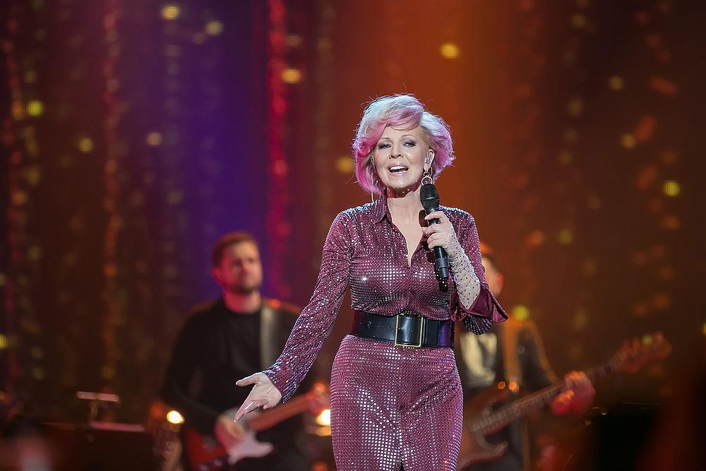 Наталья Ветлицкая впервые выступила на сцене после 25-летнего перерыва