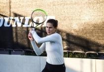 Теннисисты Волгограда Вихлянцева и Ватутин сыграли на кортах Франции