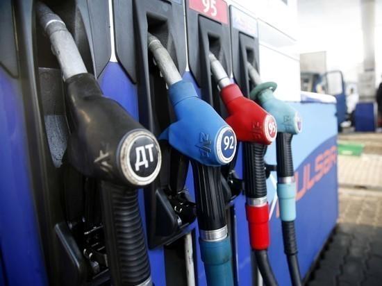Россия занимает второе место с самым дешевым бензином в Европе