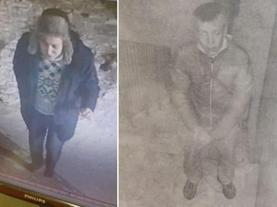 Засветились: в Чебоксарах двое неизвестных украли камеру наблюдения