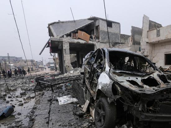 В Сети названы имена погибших бойцов спецназа ФСБ в Сирии