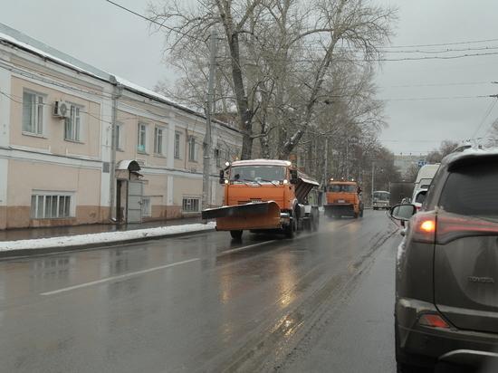 Администрация Дзержинска предлагает изменить правила уборки снега