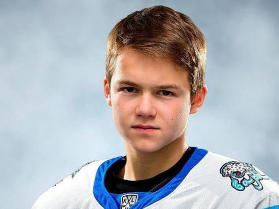 18-летний вратарь умер от рака: за него боролся весь российский хоккей