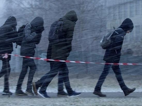 В Калмыкии ожидается резкое усиление ветра