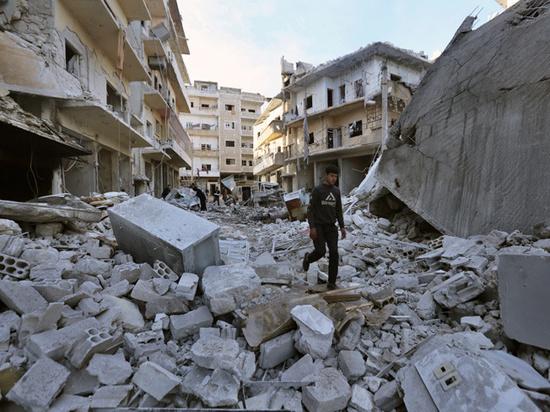 Эксперт прокомментировал турецко-сирийское обострение в Идлибе